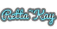Retta~Kay LOGO * Create Custom Retta~Kay logo * Argentine STYLE *