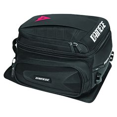 Dainese D-Tail Motorcycle Tail Bag - @RevZilla