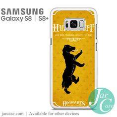 hogwarts hufflepuff Phone Case for Samsung Galaxy S8 & S8 Plus