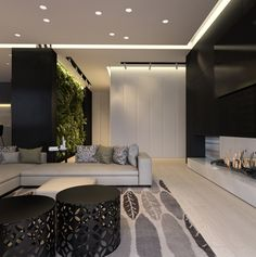 Interior project on Behance