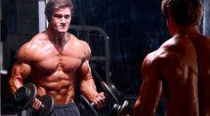 Der Trainings- und Ernährungsplan von Jeff Seid für den Muskelaufbau.
