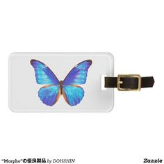 """The superior product """"of Morpho"""" Tags For Bags"""