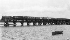 Celebrate anniversary of the Portland branch railway with these fantastic pictures (From Dorset Echo) Old Pictures, Old Photos, Weymouth Harbour, Portland Dorset, Places To Travel, Places To Visit, Beach Road, Great Western, Seaside