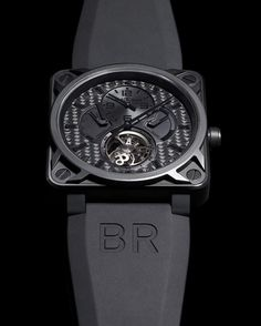 BR01 TOURBILLON PHANTOM, Bell & Ross Timepieces and Luxury Watches on Presentwatch