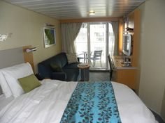 Oasis of the Seas, World's Largest Cruise Ship: Oasis of the Seas - Cabins and Suites