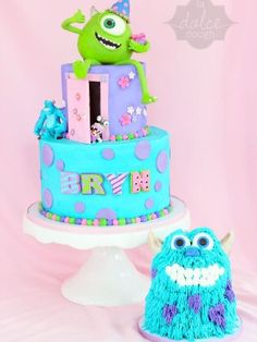 Top Alien and Monster Cakes for Kids - Top Cakes - Cake Central