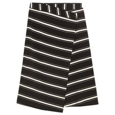 7 Skirts We Want to Get Wrapped Up in—Literally - Zara from InStyle.com