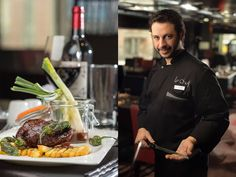 My name is Francisco Pazos. I am in charge of Le Chef Restaurant kitchen in Metropark Hotel, Wanchai Hong Kong. And although I was born quite far away from here – in beautiful Spain in 1975 – my heart was stolen by the East.