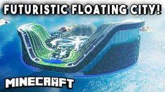 LILYPAD CITY (Futuristic Floating City!) - Minecraft Maps