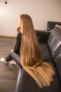 Long Hair Play, Long Red Hair, Super Long Hair, Hair Up Styles, Long Blond, Hair Again, Silk Hair, Playing With Hair, Beautiful Long Hair