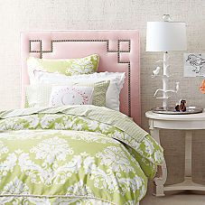 Serena and Lily has such *beautiful* ideas for the bedroom/home... I just wish that sometimes, they were *slightly* more affordable. But, they have GREAT sales, so check their site frequently!