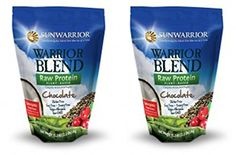 The Product (2 Pack) – Sunwarrior – Warrior Blend Chocolate | 1000g | 2 PACK BUNDLE  Can Be Found At - http://vitamins-minerals-supplements.co.uk/product/2-pack-sunwarrior-warrior-blend-chocolate-1000g-2-pack-bundle/