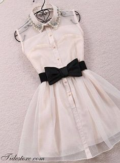 White Dress Pin by Miss Fashion on Dresses