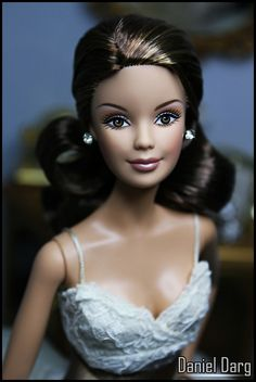 Monique lhuillier Barbie doll | Flickr - Photo Sharing!