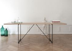 Dining tables | Tables | R.I.G. - Rudimentary Interior Geometry | ... Check it out on Architonic