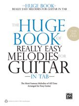 Every beginning guitarist needs a solid collection of melodies to expand their knowledge of music and make playing more fun. The Huge Book of Really Easy Melodies for Guitar in TAB features over 140 of the most recognizable melodies arranged for easy guitar. Arrangements are in simple keys and shown in both standard music notation and TAB to make learning quick and easy. Styles include folk, classical, holiday, patriotic, sacred, spiritual, international, and children's songs.  #music #guitar