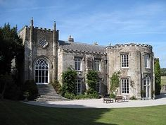 'COMING HOME' | From the novel by Rosamunde Pilcher. Prideaux Place was the location for The Dower House.     ✫ღ⊰n