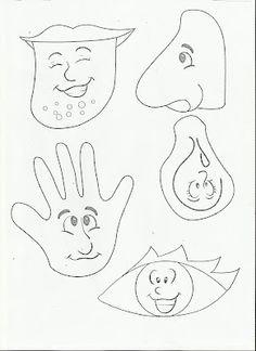 5 Senses Worksheet For Kids 1 Crafts And Worksheets For Preschool,Toddler And Kindergarten Body Parts Preschool Activities, Preschool Body Theme, 5 Senses Activities, Preschool Curriculum, 5 Senses Craft, Senses Preschool, Free Preschool, English Worksheets For Kindergarten, Worksheets For Kids