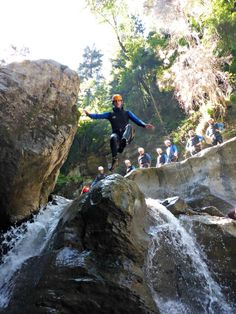 Canyoning Sprung - Nature Adventure Rafting, Nature Adventure, Spring Nature, Best Wordpress Themes, Some Pictures, Tours, Mountains, Travel, Viajes