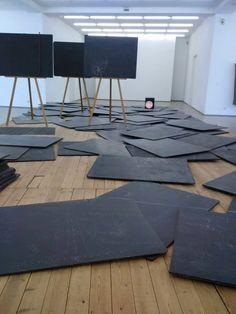 Joseph Beuys Artist Installation Hamburger Bahnhof Museum für Gegenwart Berlin Germany