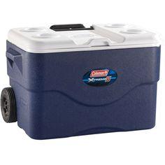 Coleman Xtreme 50-Quart Wheeled Cooler ? Walmart.com