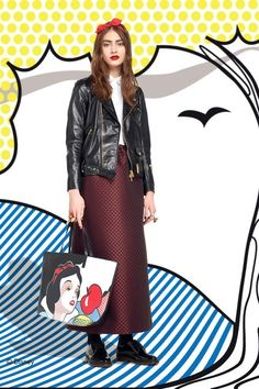 DisneyLifestylers – Daily Disney Finds: Red Valentino's Snow White Collection