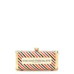 cha cha chocolate bar clutch from kate spade new york $295
