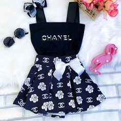 Cute Little Girls Outfits, Kids Outfits Girls, Toddler Girl Outfits, Baby Girl Fashion, Kids Fashion, Luxury Kids Clothes, Mix Baby Girl, Swag Girl Style, Baby Girl Pajamas