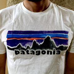 Mas de #patagonia, como nos gusta esta marca!!! Solo disponible en CIENTO-SIETE #ourense #tshirt #camiseta #goodquality #cientosiete #urbanstyle #streetwear #galicia #fashion #streetstyle