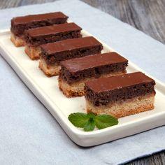Bardejovské rezy Nutella, Tiramisu, Cookies, Cake, Ethnic Recipes, 3, Hampers, Mudpie, Crack Crackers