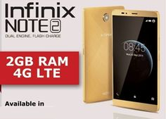 High Technologies: Finally, You Can Now Order For Your Infinix Note 2...