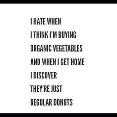 Organic...donuts