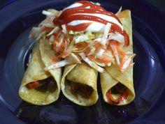 Buñuelos nicaraguense de yuca y queso.