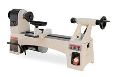 "Woodworking Tool News - JET 15"" Woodworking Lathe - Woodworking Tools - American Woodworker"
