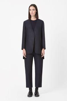 COS | Split back blazer