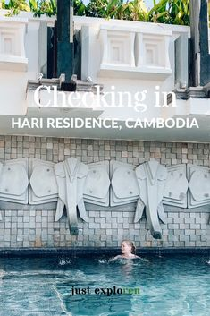 A review of Hari Residence in the centre of Siem Reap in Cambodia. We were treated so well when staying here on our honeymoon, I highly recommend booking this boutique hotel when visiting Angkor Wat.  It is located so close to Pub Street and the old markets, and the staff at Hari can book your tours to Angkor, like they did for us.