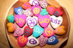 """peace love and hippie quotes   MILAGROS MUNDO """"Funky Fairtrade & Hippy Chic"""": ♥ SHARE THE LOVE ♥"""