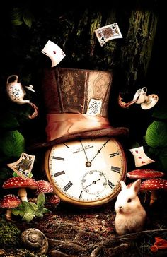 """visualsymphony: """" """"Who in the world am I?"""" ― Lewis Carroll, Alice in Wonderland """""""
