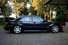 Mercedes-Benz 190e Evo 2.5-16