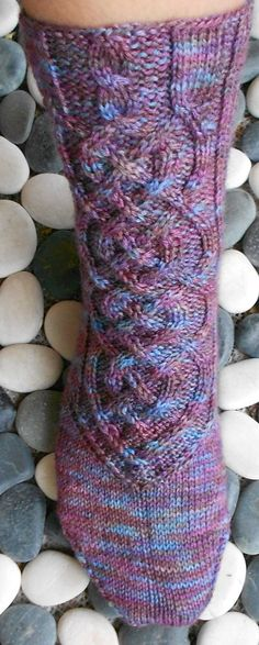 Ravelry: Felia Socks by Michaela Orth