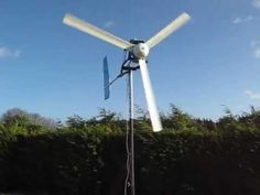 Homemade Windmill (Tips & HowTo) - YouTube