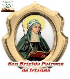 Leamos la BIBLIA: San Brígida Patrona de Irlanda