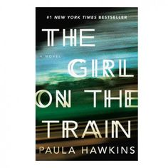With all of the (well deserved) success and buzz surrounding Paula Hawkin's recently released novel The Girl On The Train, there's been one question on the minds of loyal fans everywhere: Will the book become a hit movie? Top Ten Books, Great Books, Books To Read, My Books, Reading Books, Reading Lists, Paula Hawkins Books, Train Movie, Tess Gerritsen