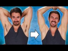 Guys Shave Their Armpits For The First Time - YouTube