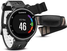 Garmin Forerunner 230 GPS HRM Black sykevyöllä