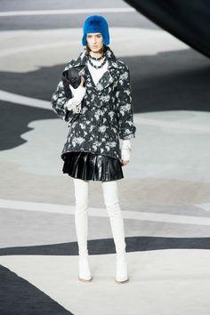 Défilé Chanel : Défilé prêt-à-porter automne-hiver 2013/2014