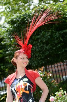 44 Pictures Of Hair-Raising Hats From Royal Ascot Ladies Day 2014