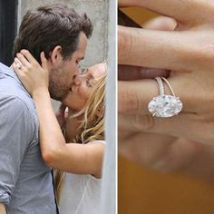 Celebrity Engagement Ring Pictures - THIS IS MY DREAM ENGAGEMENT RING, YES ME -- KRISTIN ZIEHL