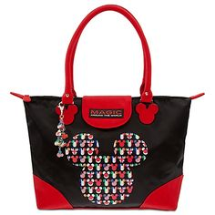 ''Magic Around the World'' Mickey Mouse Tote