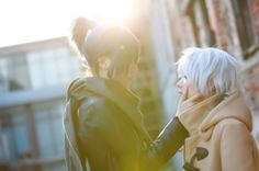 Nezumi & Shion, No. 6 ~ this is the best no. 6 cosplay I've ever seen! :D